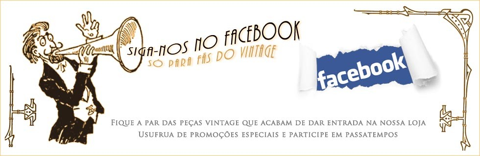 Seculo Vintage no Facebook